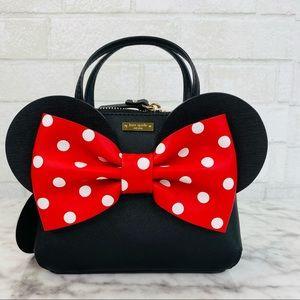 Kate Spade Minnie Mouse Mini Maise Crossbody